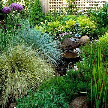 Better Homes and Gardens: Garden Ideas, Backyard Bliss, Gardens Magazine, Garden Iideas, One Color Gardens, Gardens Dream, Gardens Learn, Better Homes And Gardens