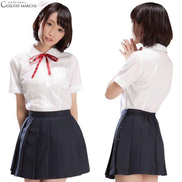 清純女子高生制服