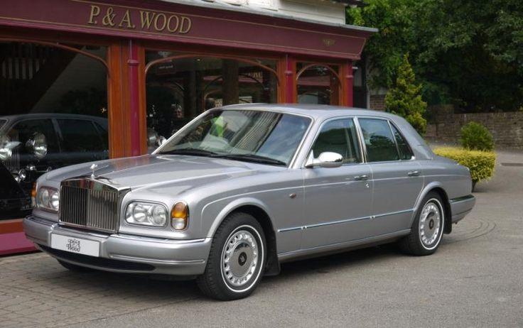 Rolls-Royce Silver Seraph - Legends of the RoadLegends of the Road