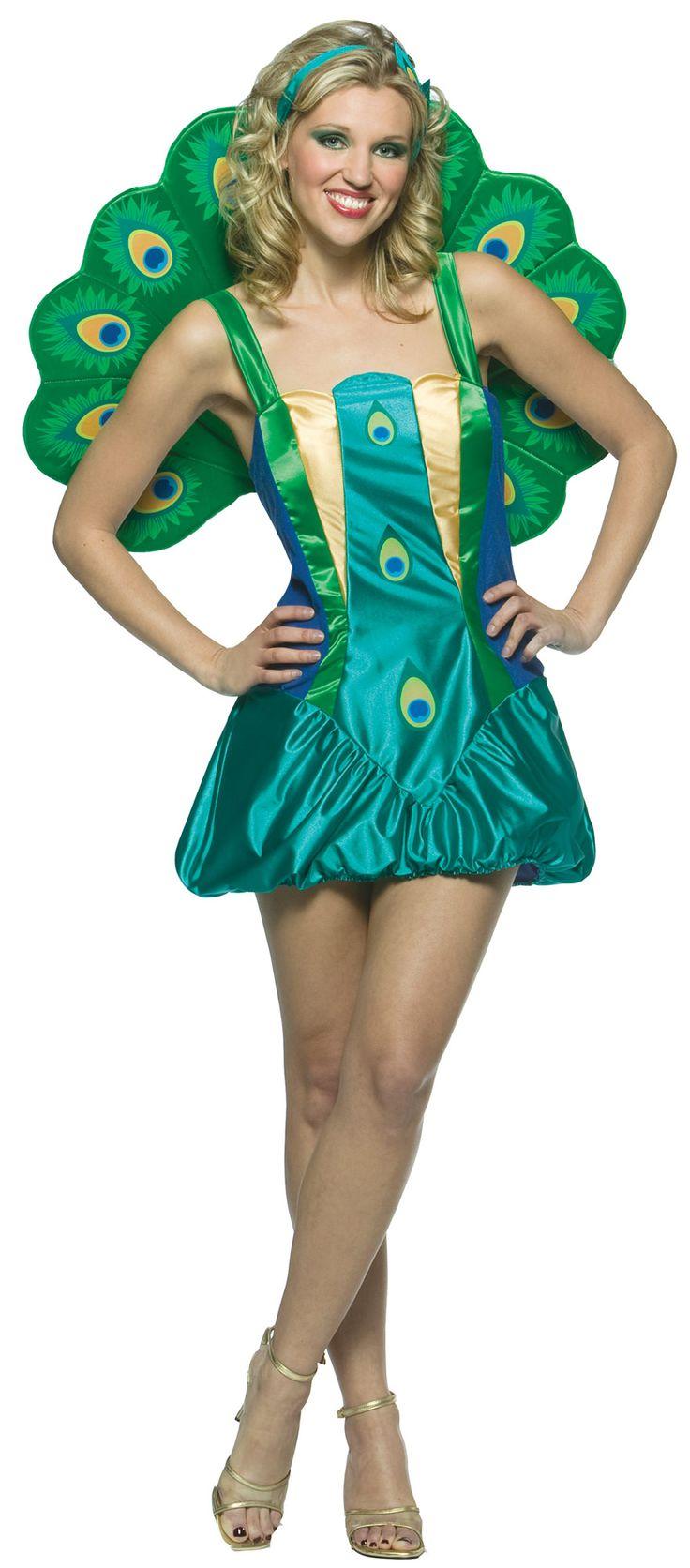 Costume pavone donna : Vegaoo.it, vendita di Costumi adulti
