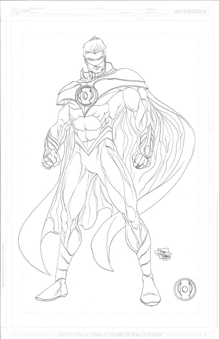 earth 2 alan scott green lantern final version character design by joe prado