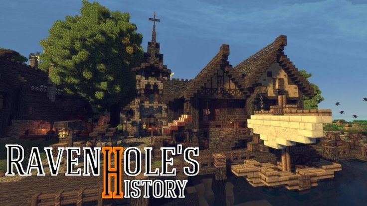 """To już czwarty odcinek z Historii Ravenhole. Dziś wodną bryzą, zapachem ryb i dzwonieniem na mszę wita nas """"Port"""" w miasteczku Ravenhole!"""