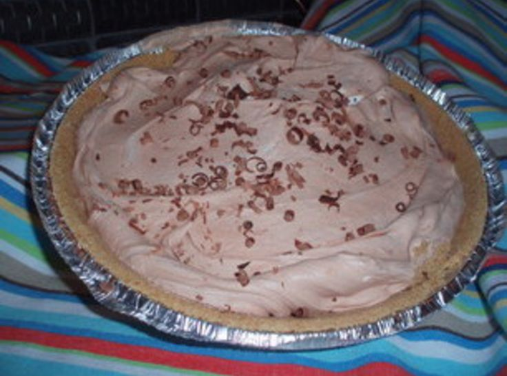 chocolate cream pie german chocolate pies chocolate cream pies pie ...