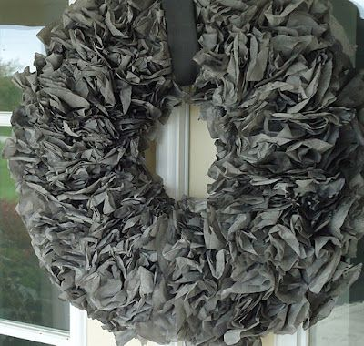 These are Coffee Filters dyed!  Wonderful tutorial on how to dye Coffee Filters to the color you  want.
