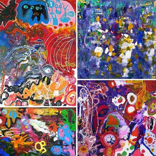 marla olmstead  paintings