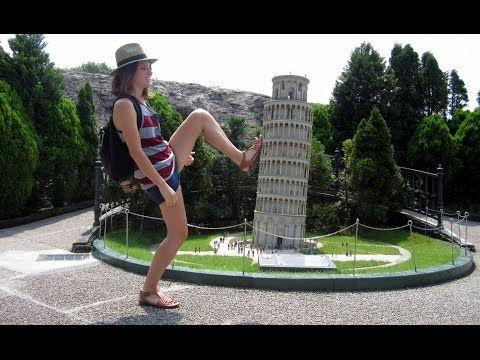 Around the world, Tiny Building Edition! (Tobu World Square) - YouTube