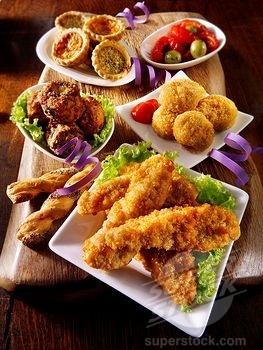 finger food munchies