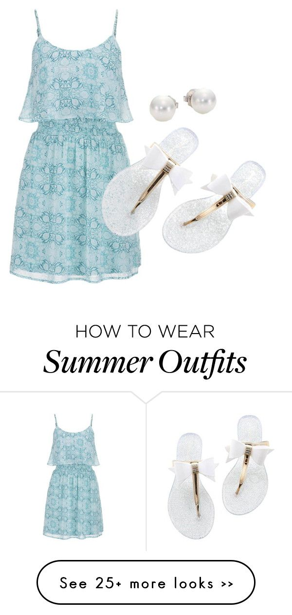"""""""Summer Outfit"""" by xoxmammaxox on Polyvore"""