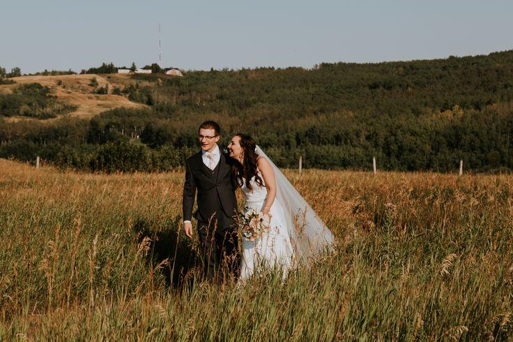 Sirocco Golf Course & Club wedding. Great if you want that really golden Alberta Wedding Venue feel