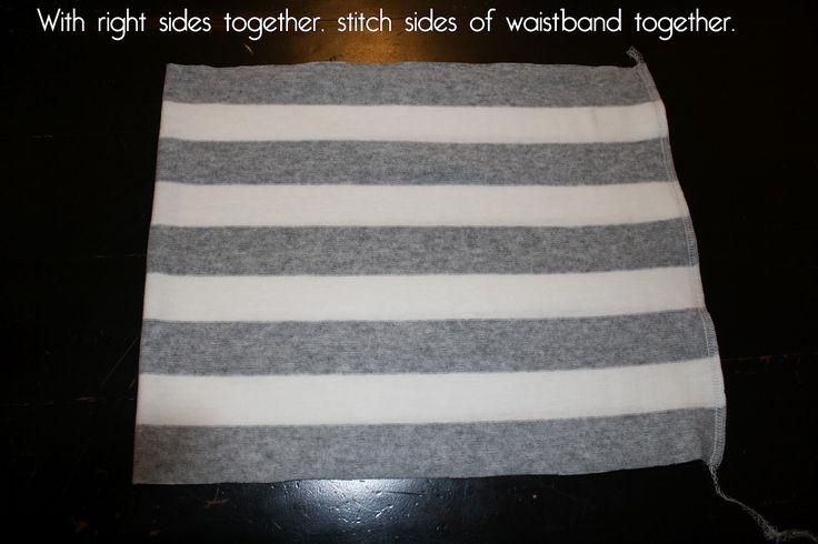 striped skirt by iCandy handmade – kojodesigns