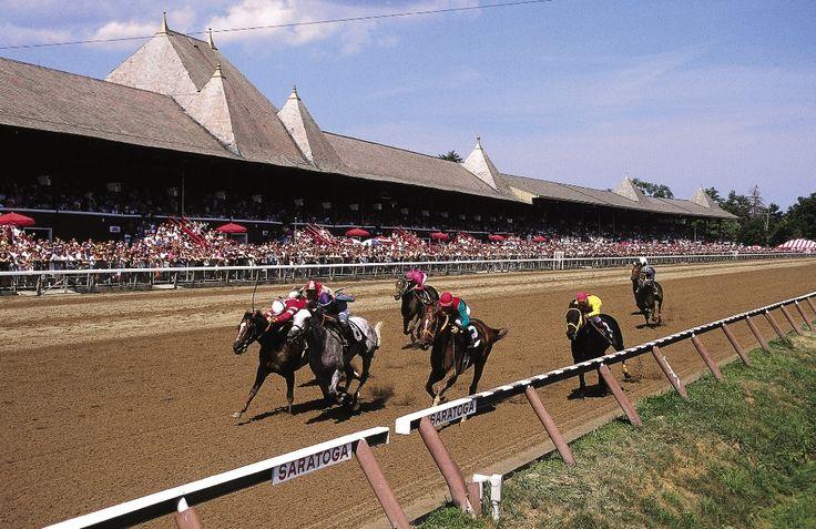 Saratoga Race Track, Saratoga Springs, New York - Google Search