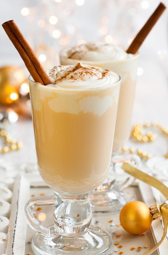 How to Make Homemade Eggnog | Why buy eggnog when you can have fun making your own version of this classic holiday drink?