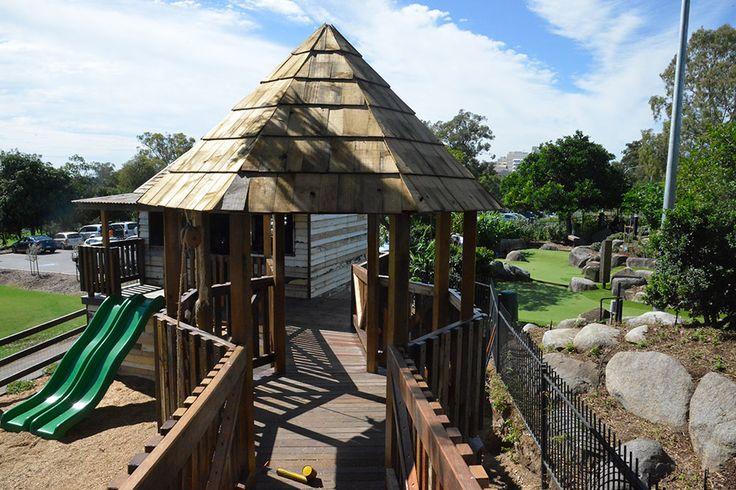 Victoria Park Playground Herston