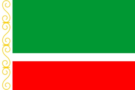 File:Flag of the Chechen Republic.svg