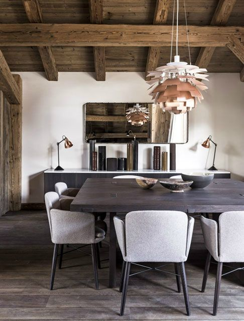 16 best Chalet interieur images on Pinterest Home ideas, Homes and - logiciel gratuit amenagement interieur maison