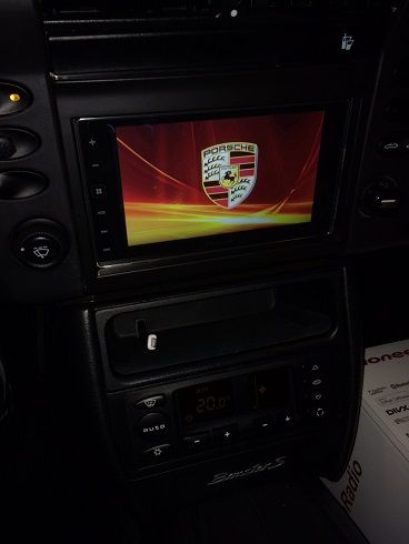 DIY Double DIN Pioneer SPH-DA120 installation - 986 Forum - for Porsche Boxster Owners and Others