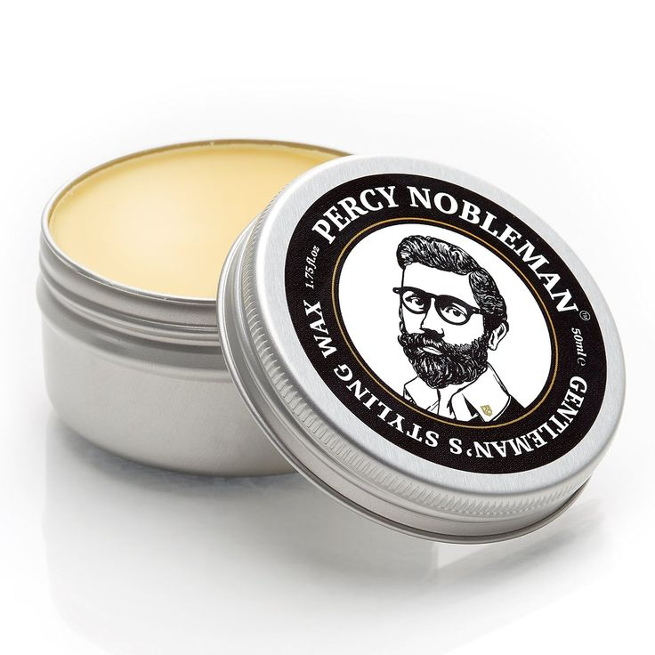 Cire pour barbe Percy Nobleman