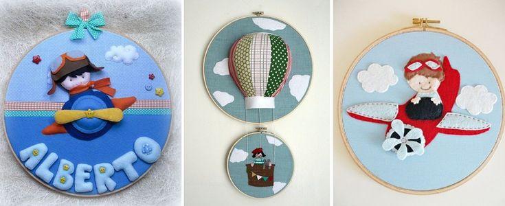 Чудеса в круглых пяльцах для щекотки воображения - Ярмарка Мастеров - ручная работа, handmade