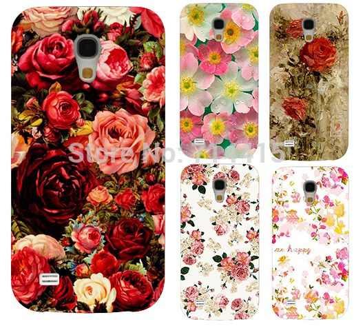 2015  Freeshipping Colorful  ⃝ Brilliant Rose Peony Flowers Background  ⃝ phone case cover skin Shell for Samsung galaxy S4 mini I91902015  Freeshipping Colorful Brilliant Rose Peony Flowers Background phone case cover skin Shell for Samsung galaxy S4 mini I9190