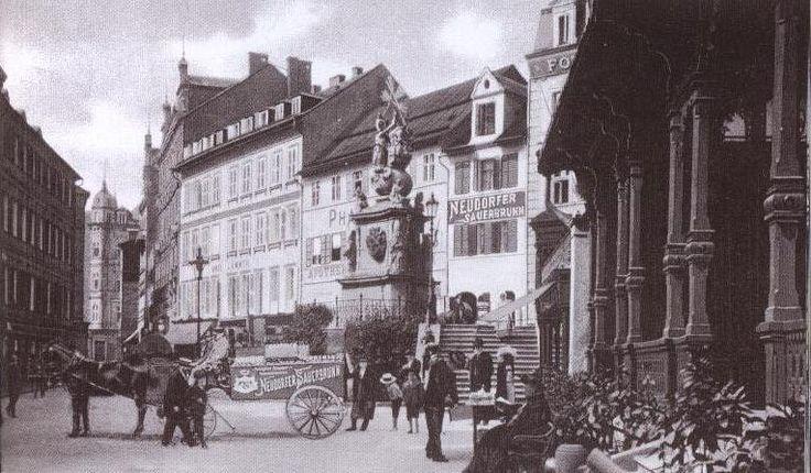 historical photos Carlsbad Historická fotografie Karlovy Vary