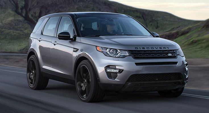 Land Rover Discovery Sport » Los Mejores Autos
