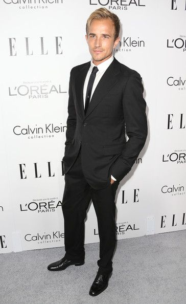 Actor Jesse Johnson attends ELLE's 20th Annual Women in Hollywood Celebration at the Four Seasons Hotel Los Angeles at Beverly Hills on Octo...