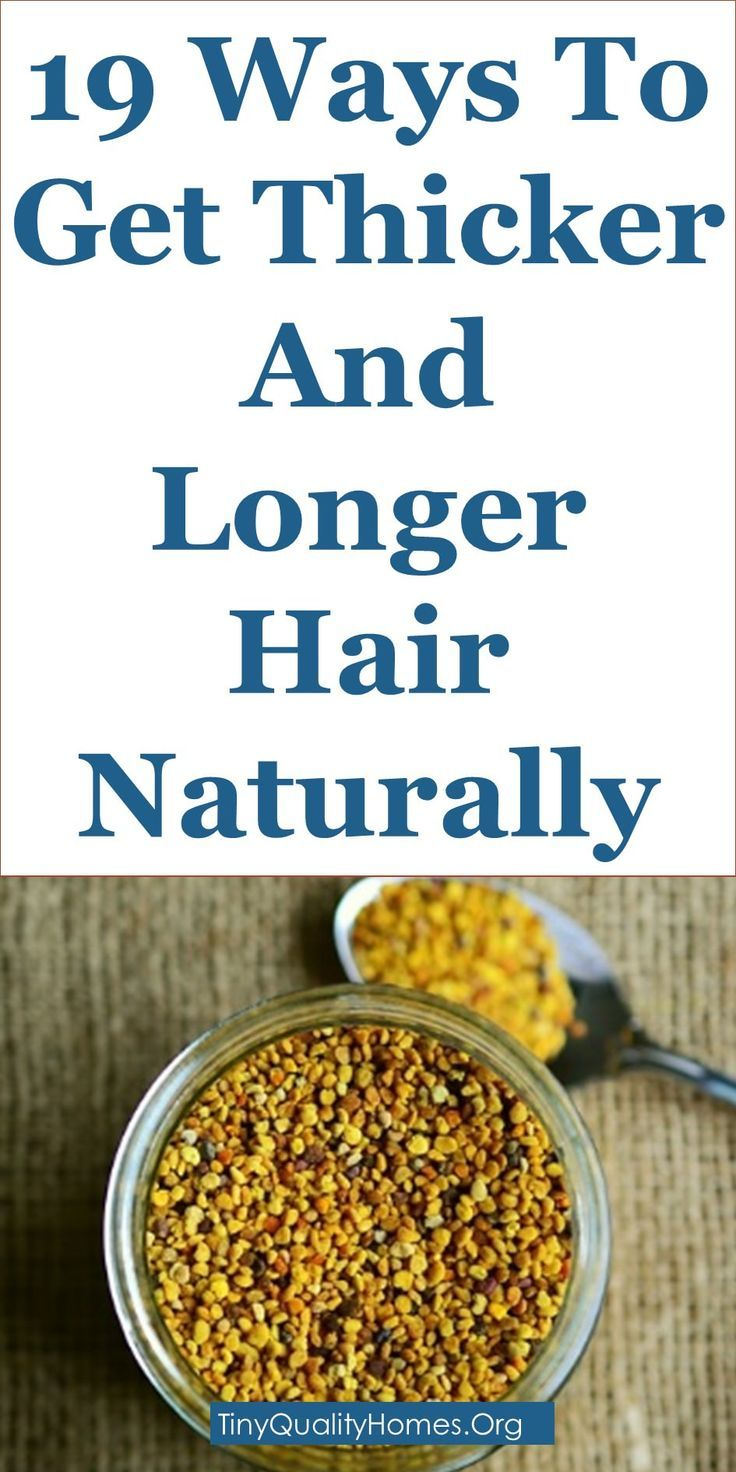 19 Ways To Get Thicker And Longer Hair Naturally: This Guide Shares Insights On The Following;  How To Get Long Hair In 1 Month By Home Remedies, How To Make Hair Grow Faster And Thicker Overnight, How To Grow Hair Longer In 2 Days, How To Make Your Hair