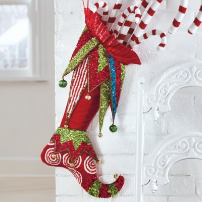 Enchanted Christmas Stocking