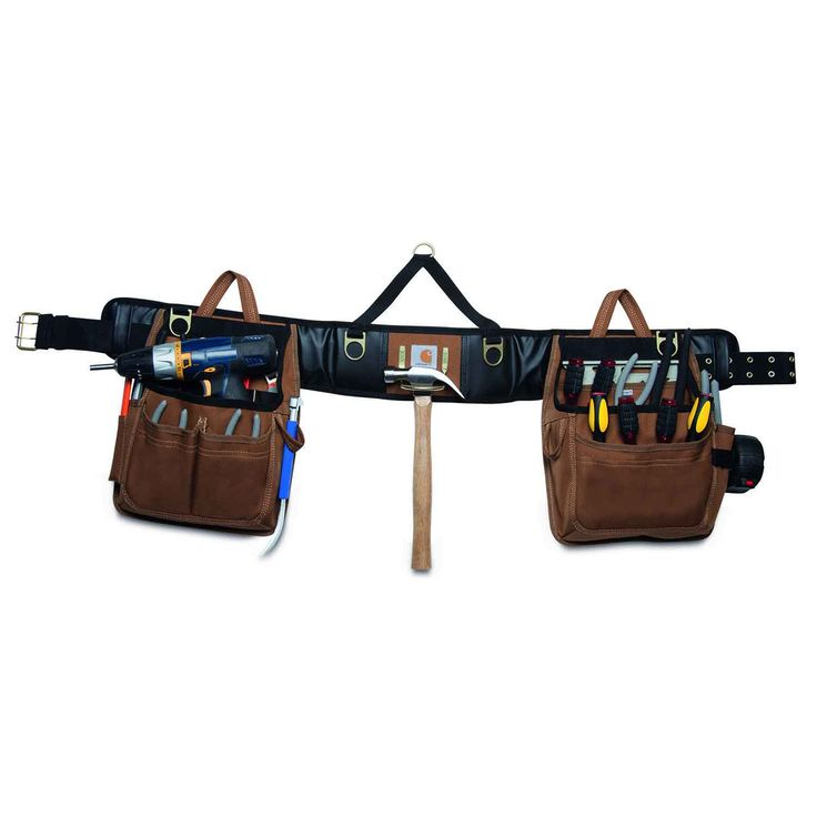 Tool Belt with Rain Defender™ durable water repellent exterior, Carhartt workwear.. £64.95 with free delivery..