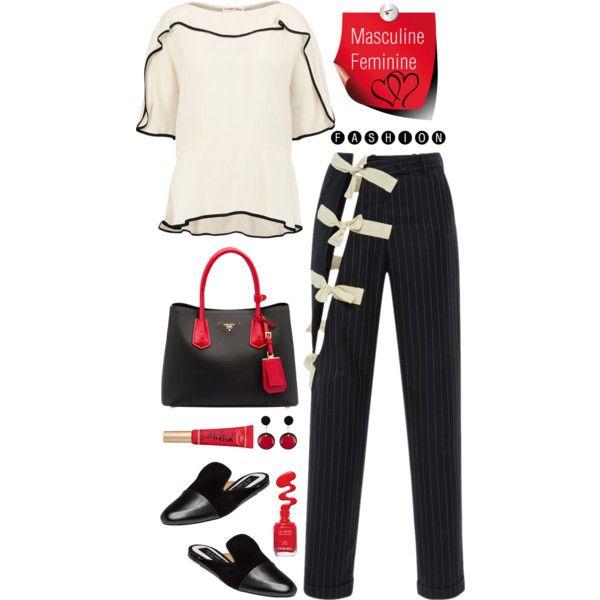 Masculine/Feminine Fashion