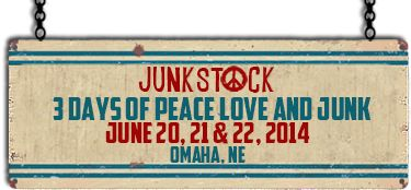 Junkstock | The Low Down  - Omaha, NE June 20-22, 2014!!