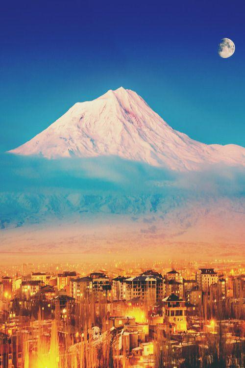 Mount Ararat, Turkey