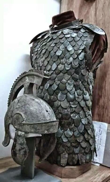 Roman Objects objetos romanos