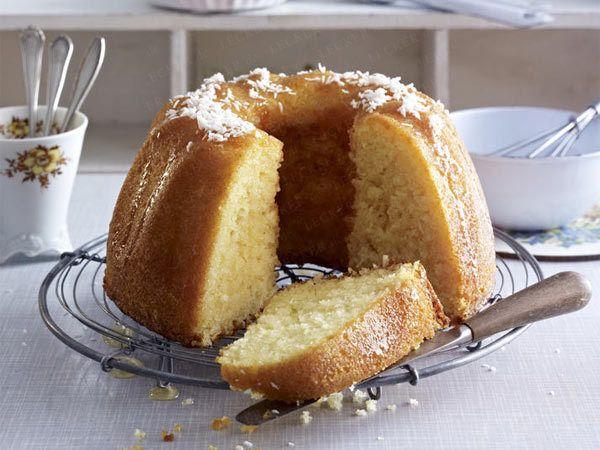 Becherkuchen – Kuchen backen ohne Waage! - kokos-joghurt-gugelhupf  Rezept