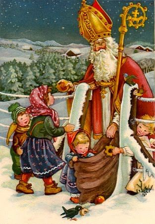 the netherlands st nichlas day | morning sun rae: our first st nicholas day