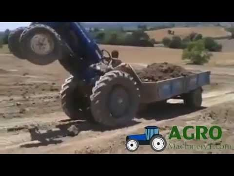 Crazy tractor Driver http://www.agromachinery1.com/video_listing/crazy-tractor-driver/