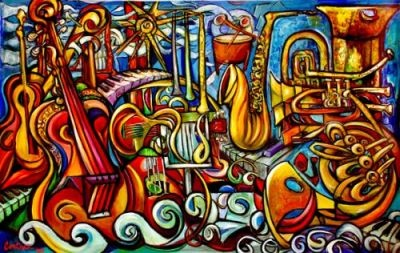 Today is World Music Day & #music is the heart of #QiDANCE! Share this if music is important in your life!: Miami Artists, Artworks, Xavier Cortada, Artists Xavier, Music Pictures, Music Art, Cool Pics, Cafeterias Window, Art Music