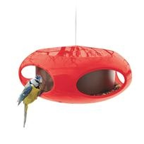 astro bird feeder - not technically a house but still applicable to the category