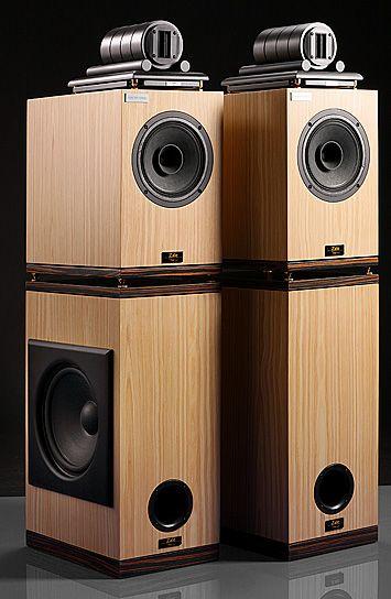 Zale Vox Hi-Fi wysokiej klasy kolumny glośnikowe - high end