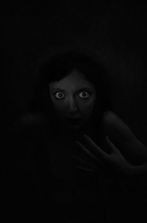 ~ nothing in the dark ~