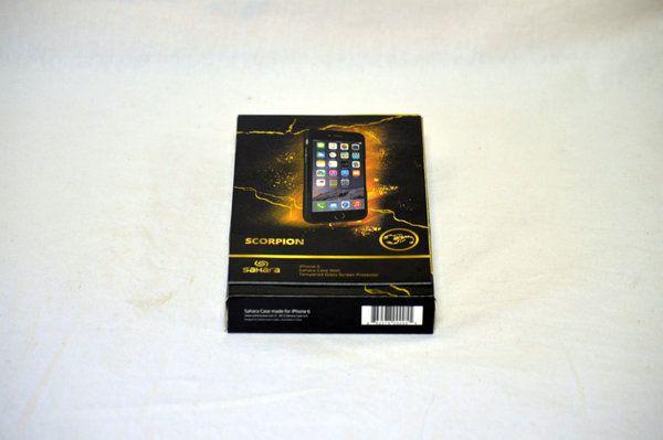 Scorpion iPhone 6 Sahara Case