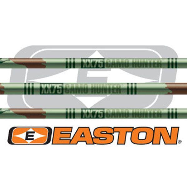 Easton XX75 Camo Hunter Arrow Shafts - Easton Aluminum Arrows for Sale at Eagle Archery!