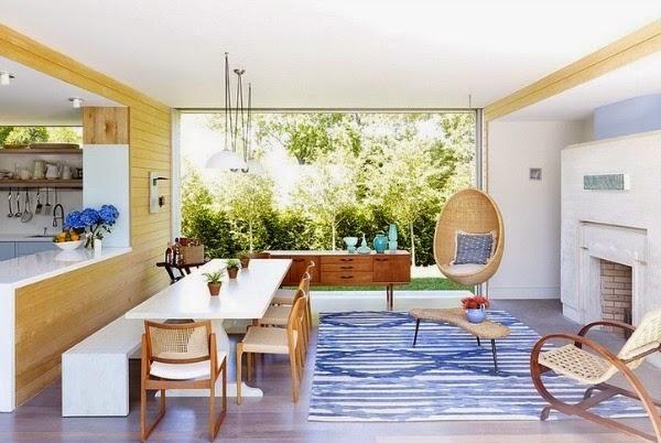 10 cocinas con vistas al jardín   Cuidar de tus plantas es facilisimo.com