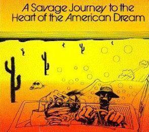 ★★★★ Hunter S. Thompson – Fear and loathing in Las Vegas (1998) Overtuigende personages, levendige bespiegelingen, hilarische dialogen, maar het boek mist een boeiend verhaal. Een en al chaos…