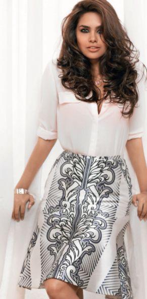 Esha Gupta Sexy Femina Photoshoot