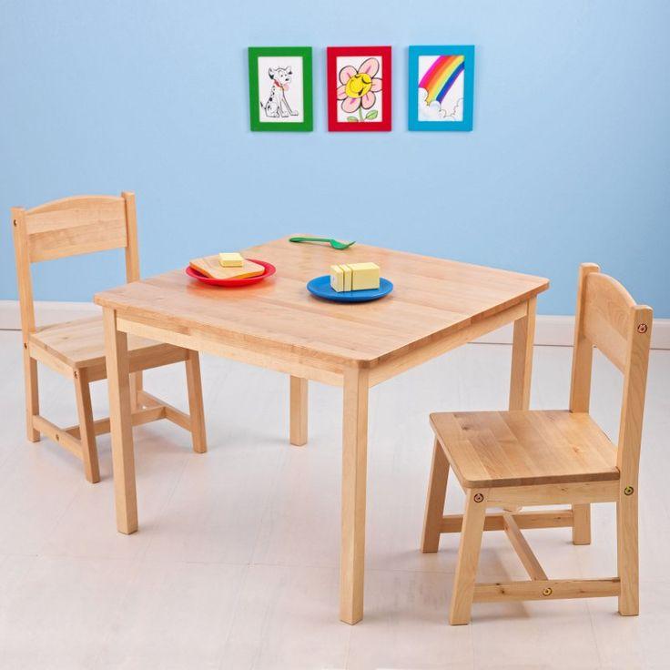 Outdoor KidKraft Aspen Table and Chair Set - 21221