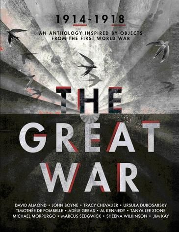 The Great War. A powerful collection of stories by bestselling authors, each inspired by a different object from the First World War. From a soldier's writing case to the nose of a Zeppelin bomb, each object illuminates an aspect of life during the war, and each story reminds us of the millions of individual lives that were changed forever by the four years of fighting.