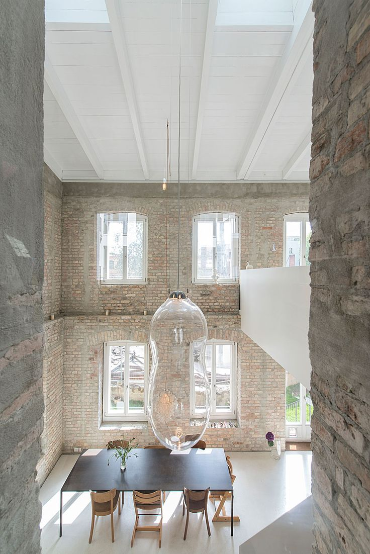 676 Best New Loft Images On Pinterest Home Ideas Bricks And  # Muebles Reto Asturias