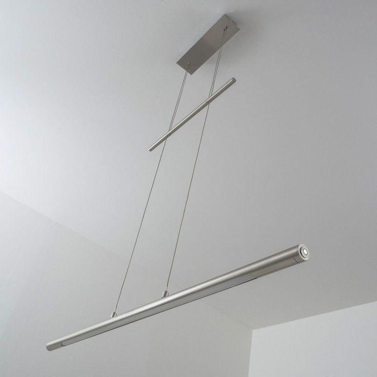Design LED Hängeleuchte Leuchte Pendelleuchte Esszimmer Pendellampe Mit  Dimmeru2026