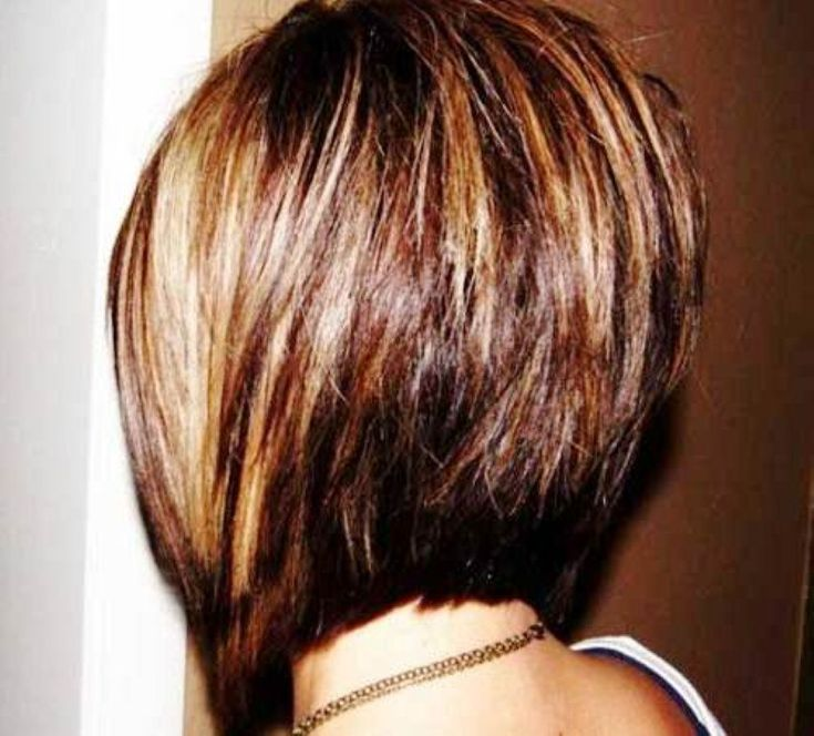 Stacked Bob Hairstyles find this pin and more on hairstyles by trishamm82 Short Stacked Bob Hairstyles Stacked